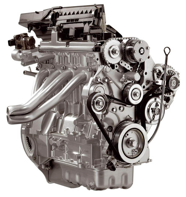 Isuzu Beavertail Car Engine